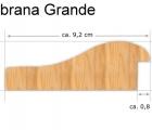 Zebrana Grande Weiß