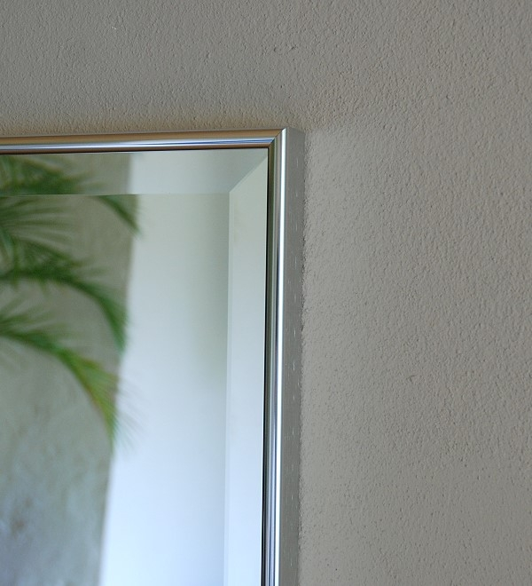 lissabon metropolis alu rahmen spiegel. Black Bedroom Furniture Sets. Home Design Ideas