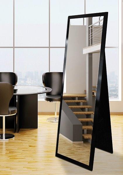 standspiegel estato auf holzr ckwand 60 x 180 cm online kaufen. Black Bedroom Furniture Sets. Home Design Ideas