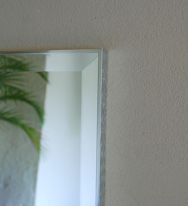 toronto metropolis alu rahmen spiegel. Black Bedroom Furniture Sets. Home Design Ideas
