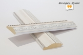 Amur Weiß Musterleiste